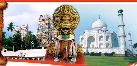 North and South India Tour